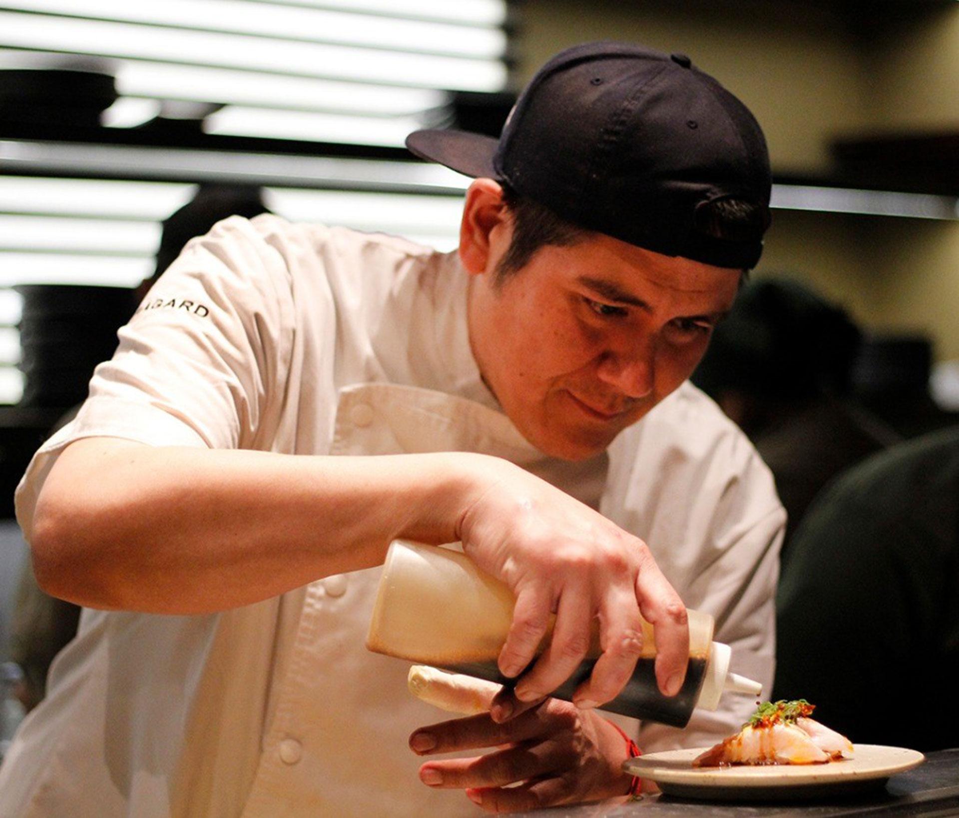 Chef Ciro Watanabe