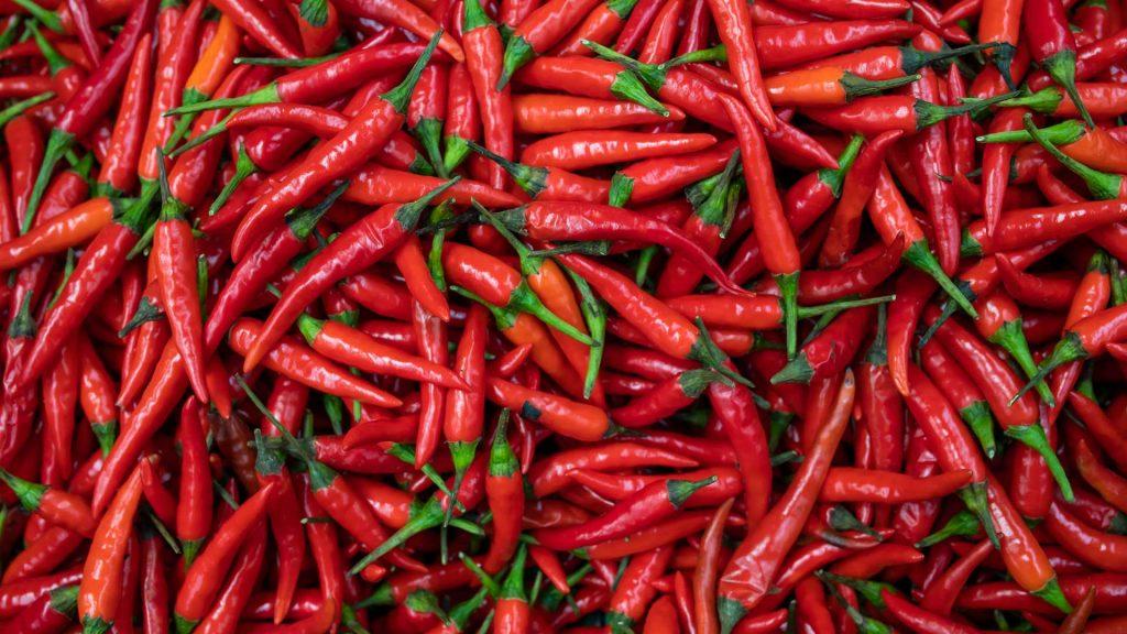 Top 7 de chiles mexicanos