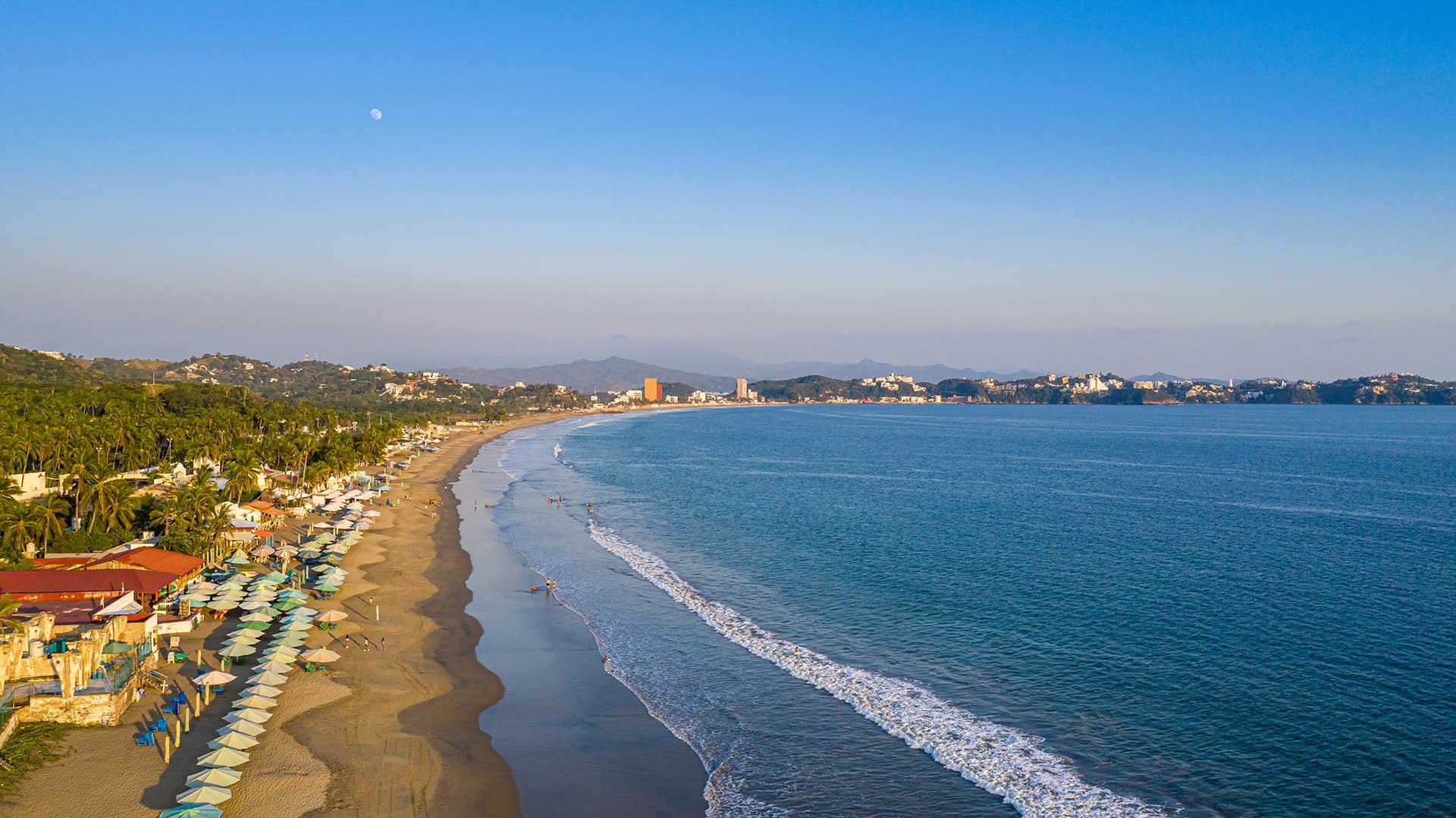 Destinos de playa Manzanillo