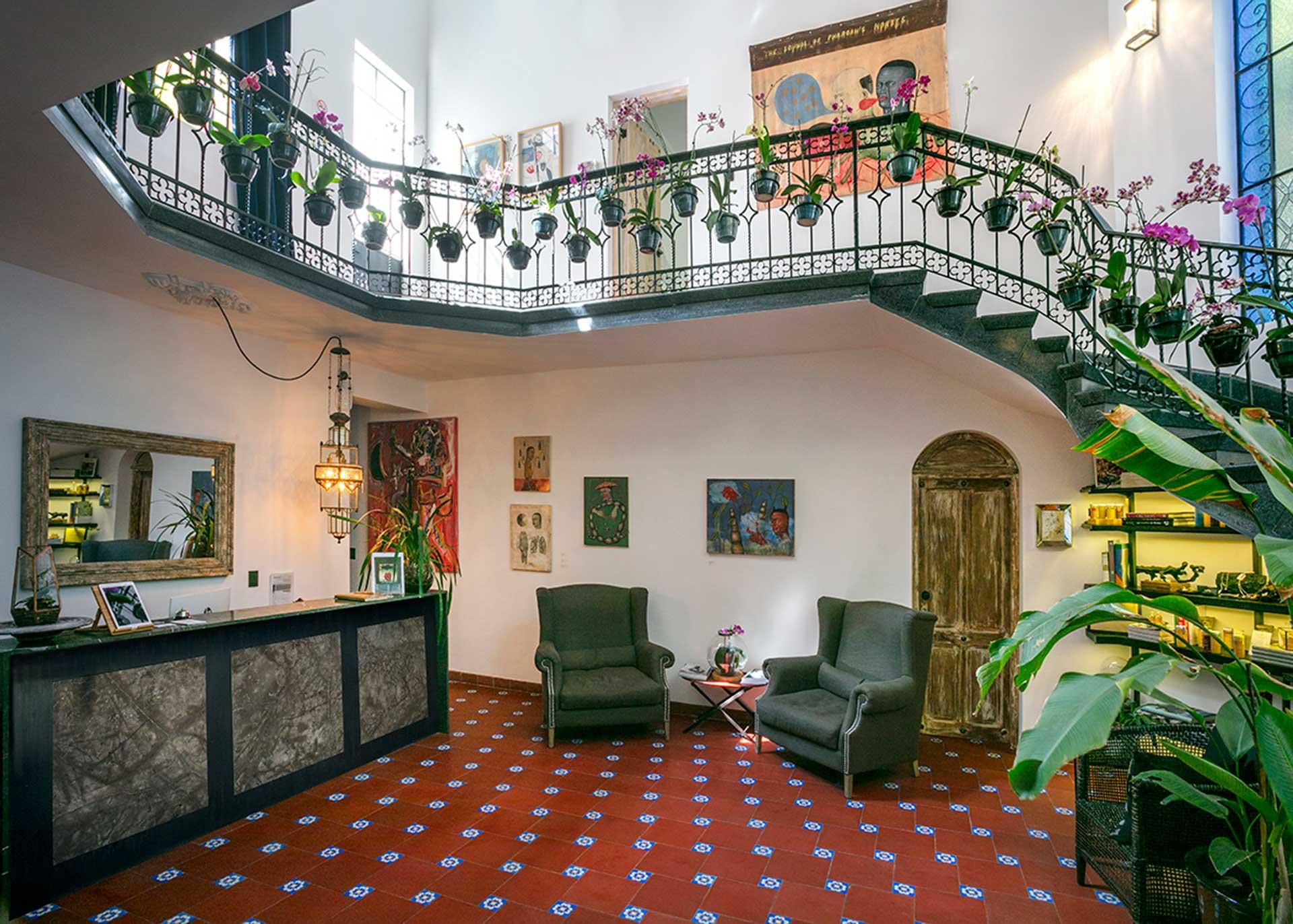 Hoteles Ciudad de México