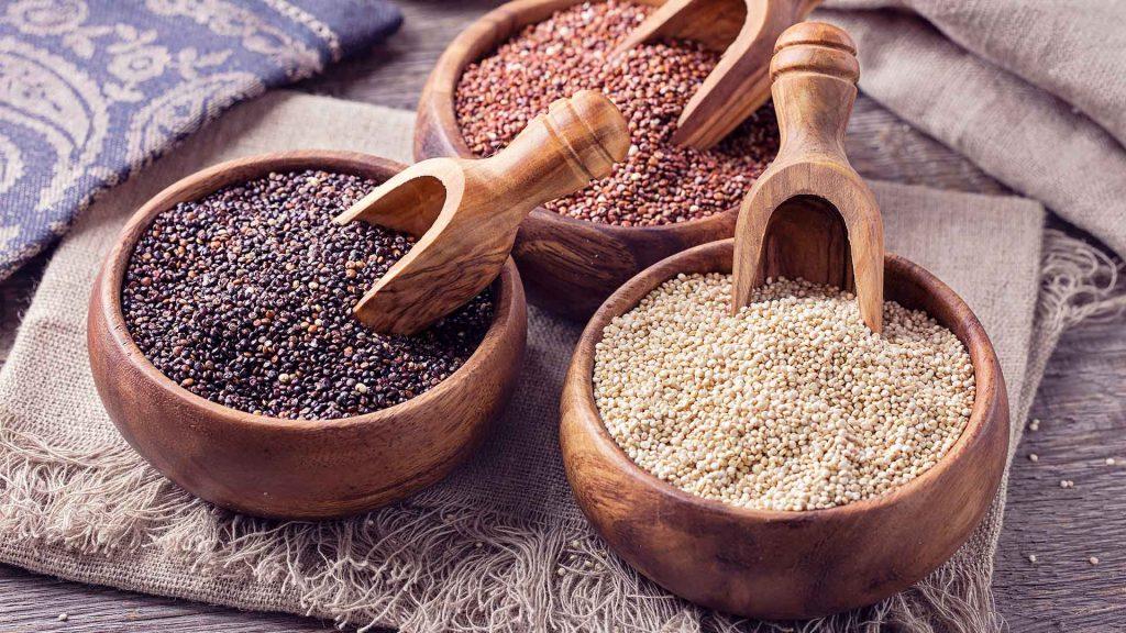 Recetas con quinoa: bowls con este superalimento