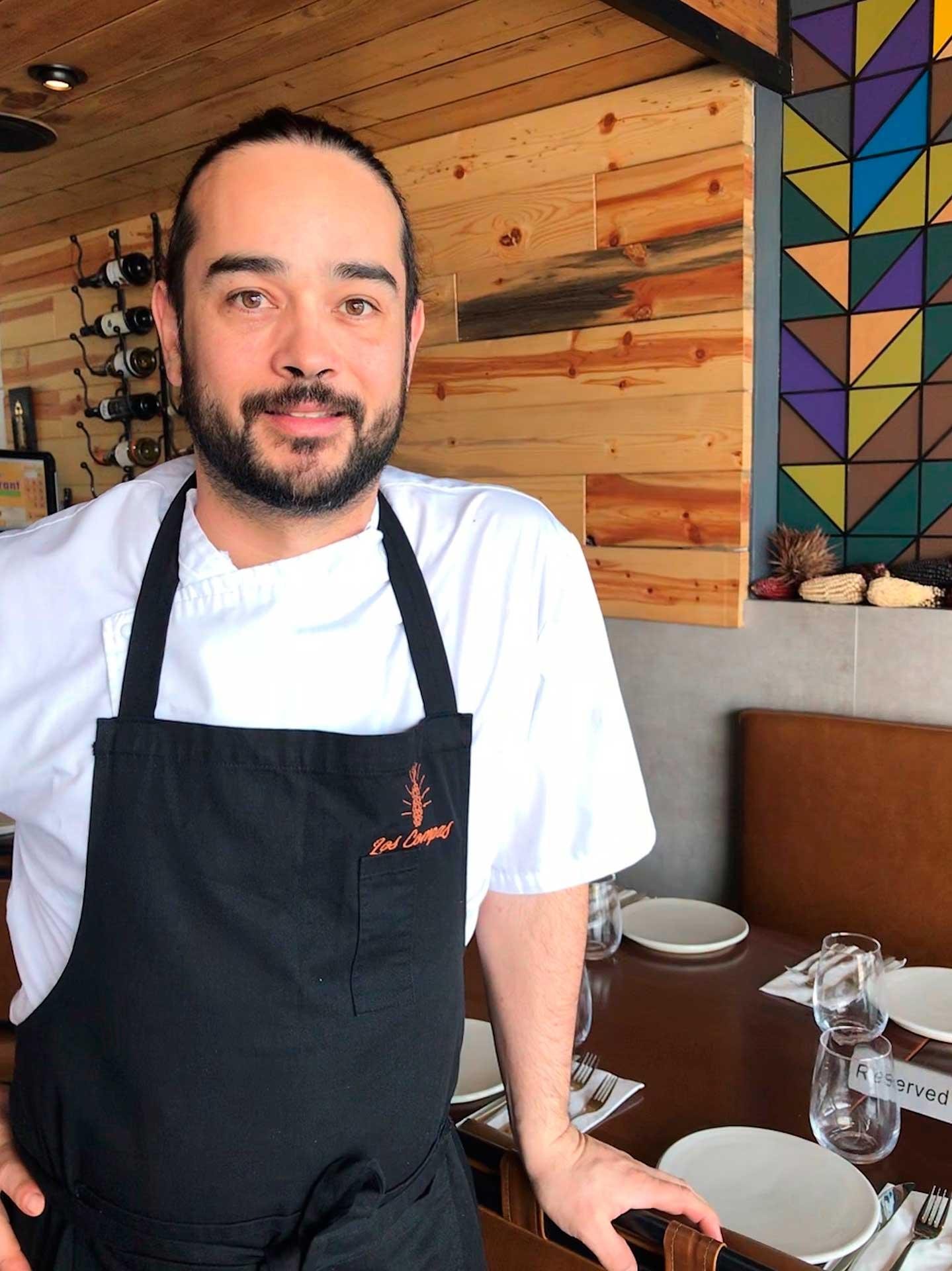 Chef Mario Peralta Receta Tetelas