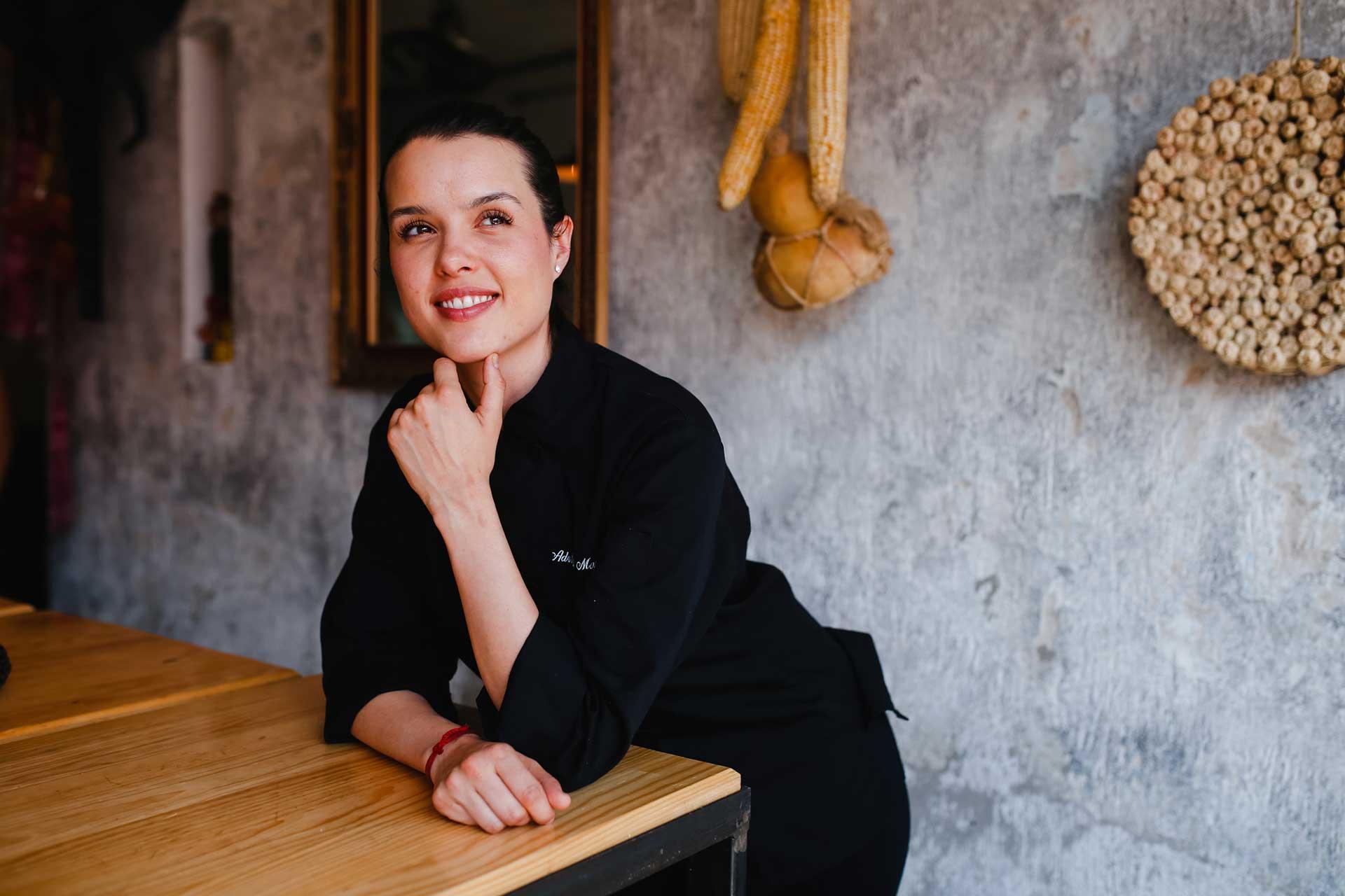 Chef Adria Marina