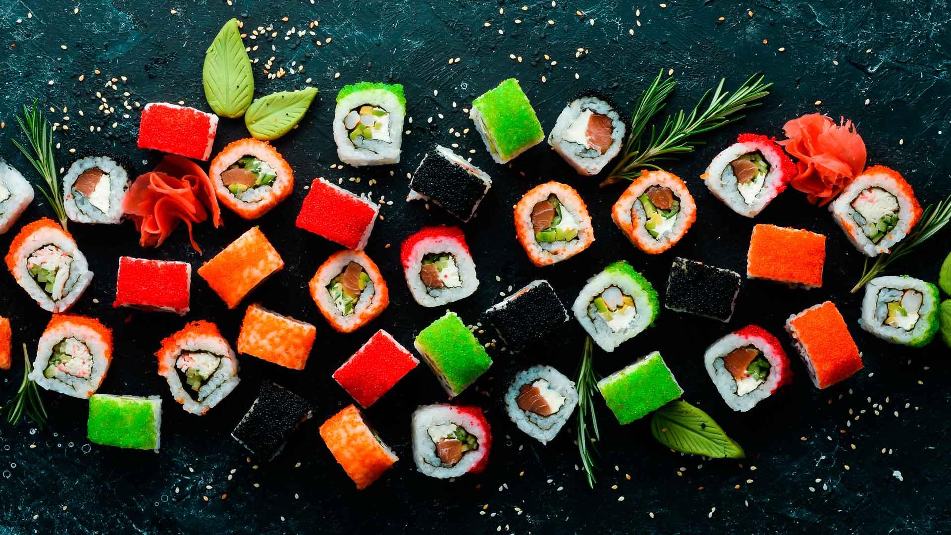 Día Internacional del Sushi: celébralo como experto