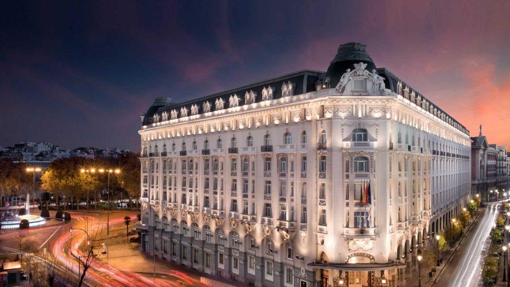 The Westin Palace Madrid: al estilo de la realeza