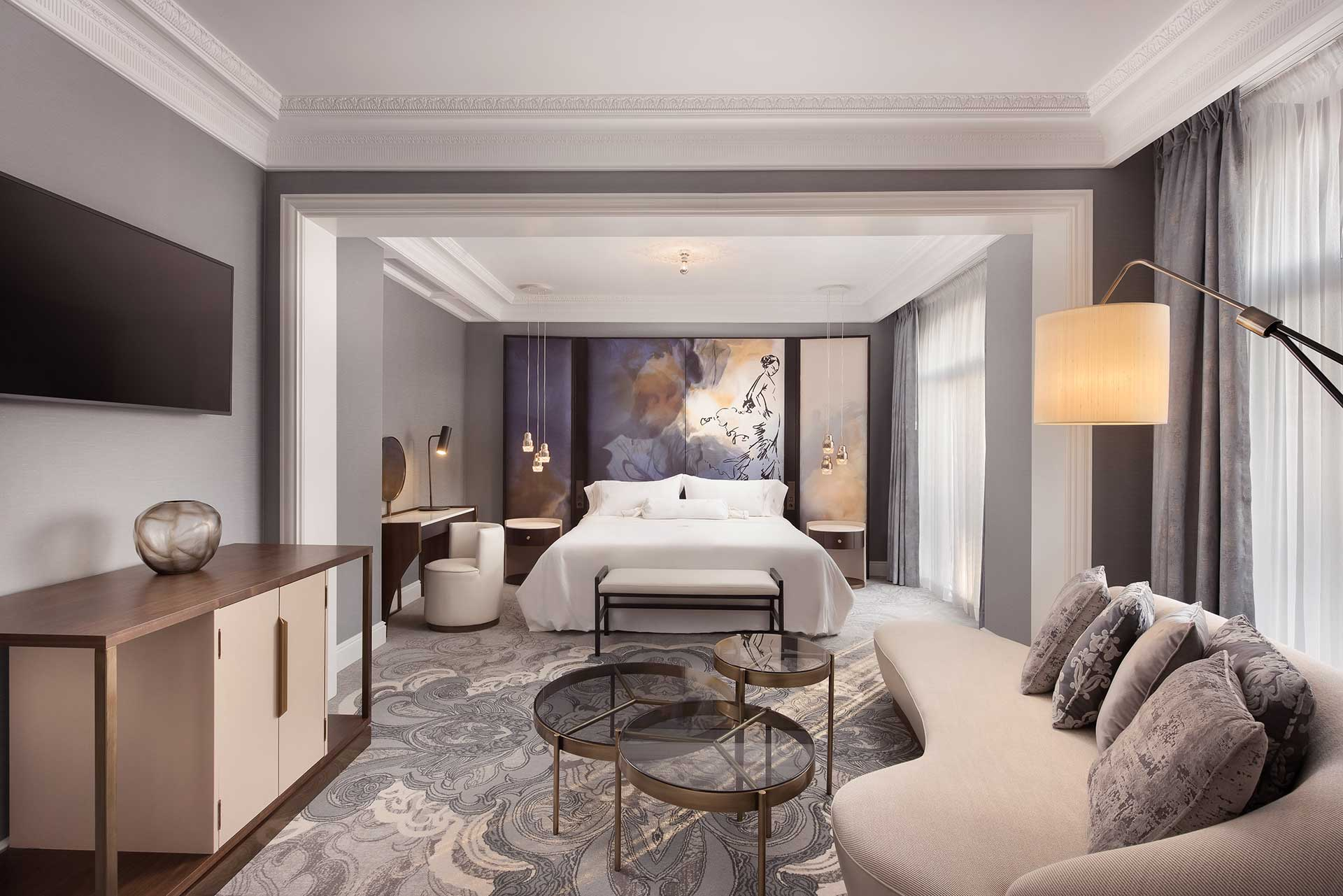 Suite Real The Westin Palace Madrid