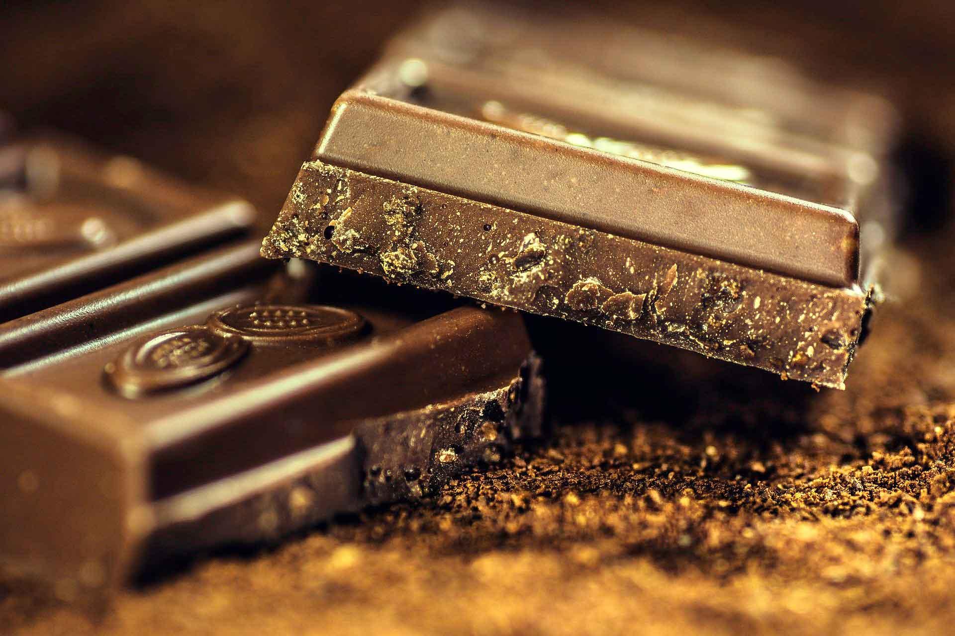 Afrodisiacos chocolate