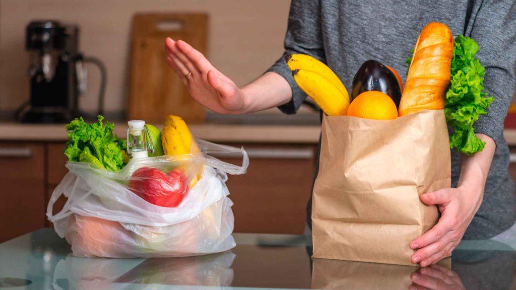 Bolsas de plástico: esto es lo que contaminan