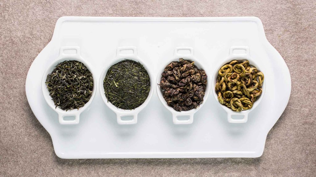 ¿Cómo se diseña una carta de té y tisanas?