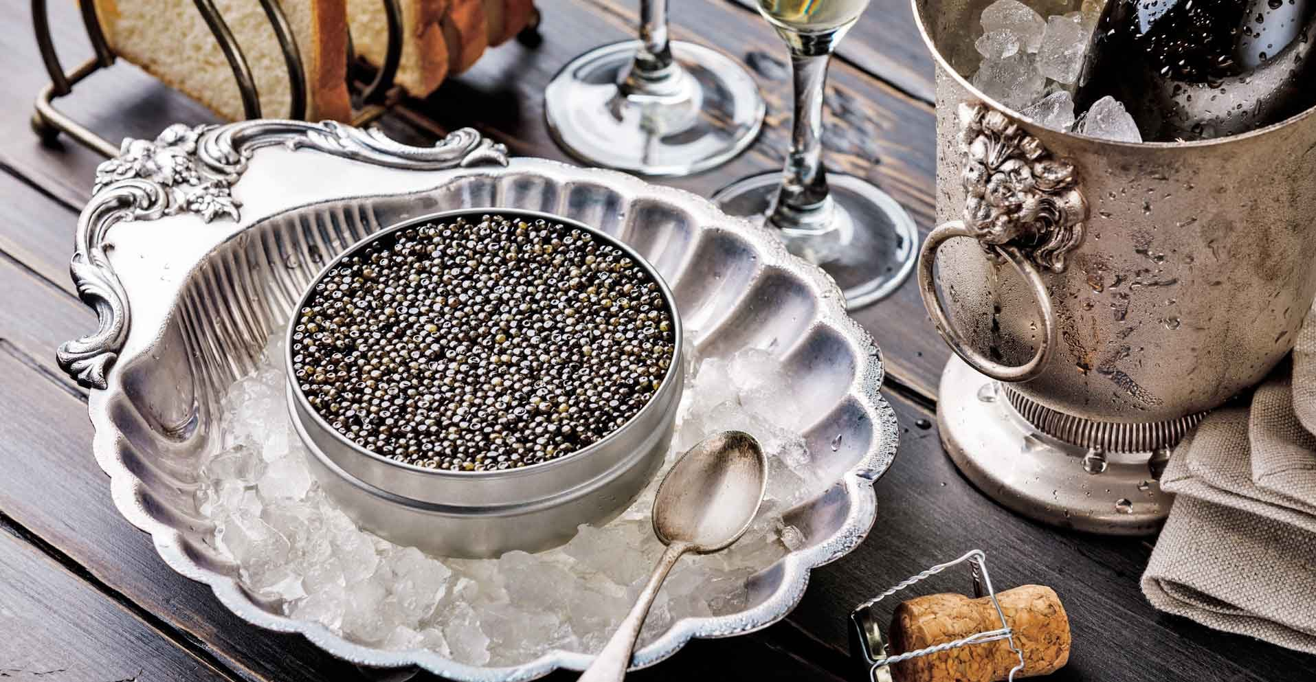 10 datos curiosos del caviar