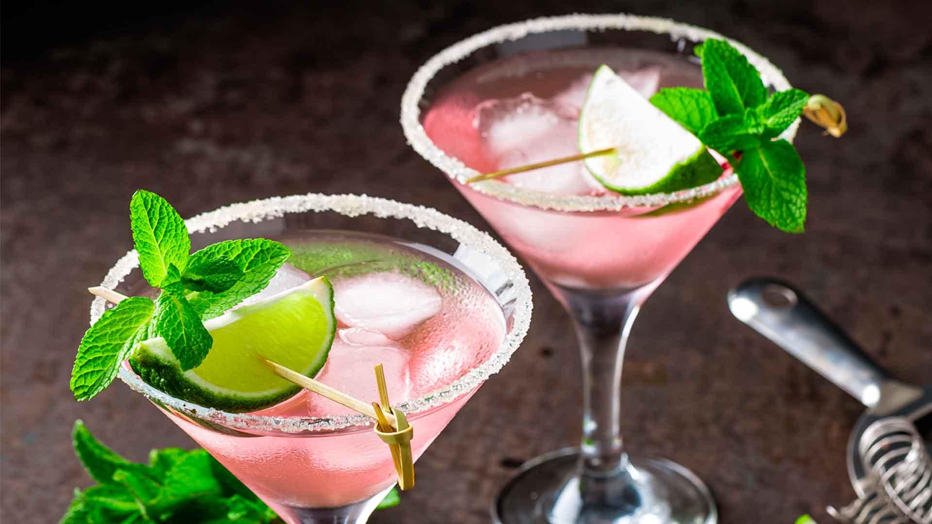 Prepara estos cocteles con tequila