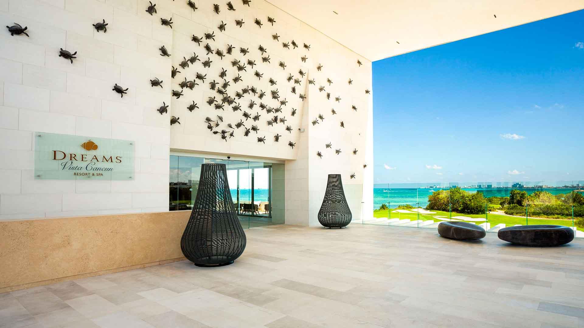 Dreams Vista Cancun Resort & Spa: tecnología de punta para tu confort