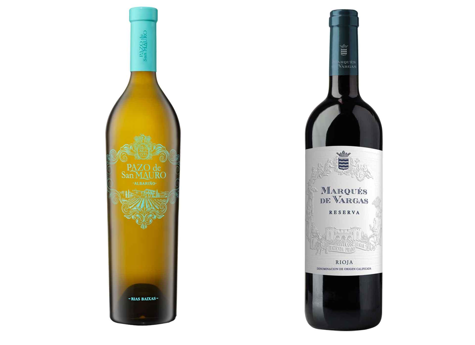 Vinos Bodegas Marqués de Vargas