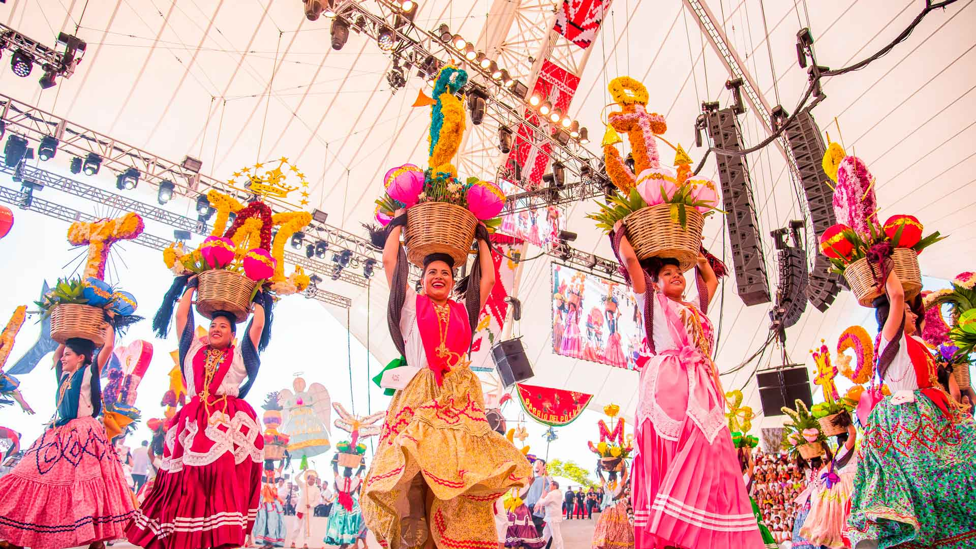 Guelaguetza 2020: la gran fiesta de Oaxaca será virtual