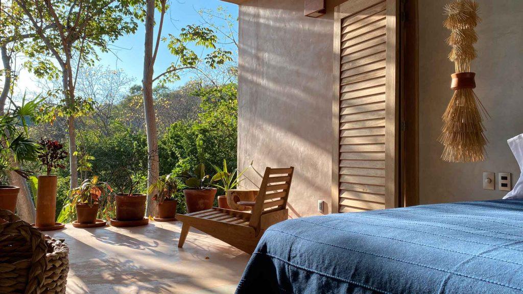 Monte Uzulu: hospedaje sustentable en Oaxaca