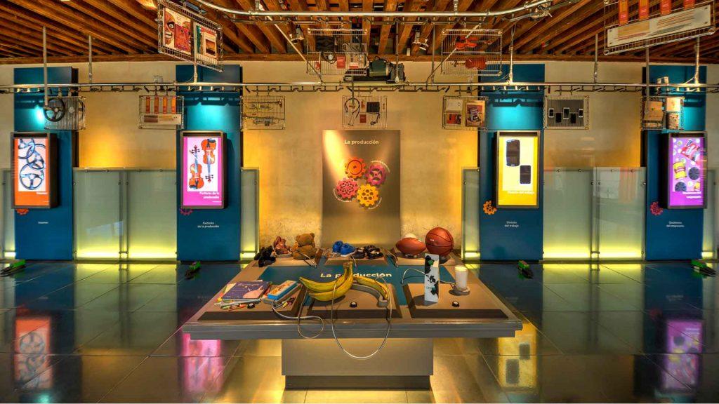 Así serán las experiencias en los museos interactivos