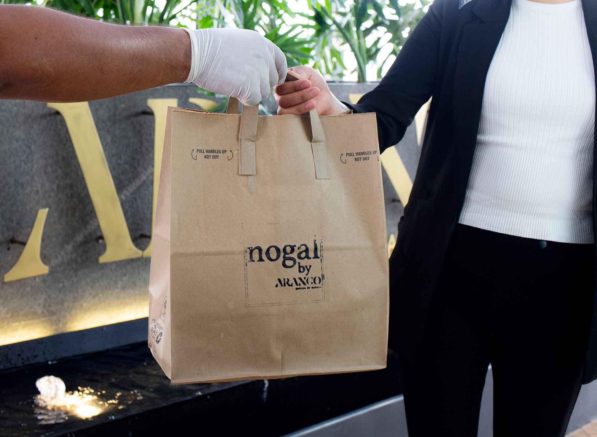 Nogal delivery