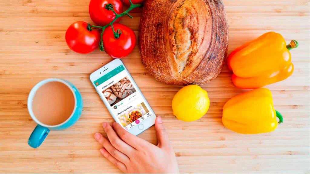 Olio: la app que ayuda a evitar el desperdicio de comida