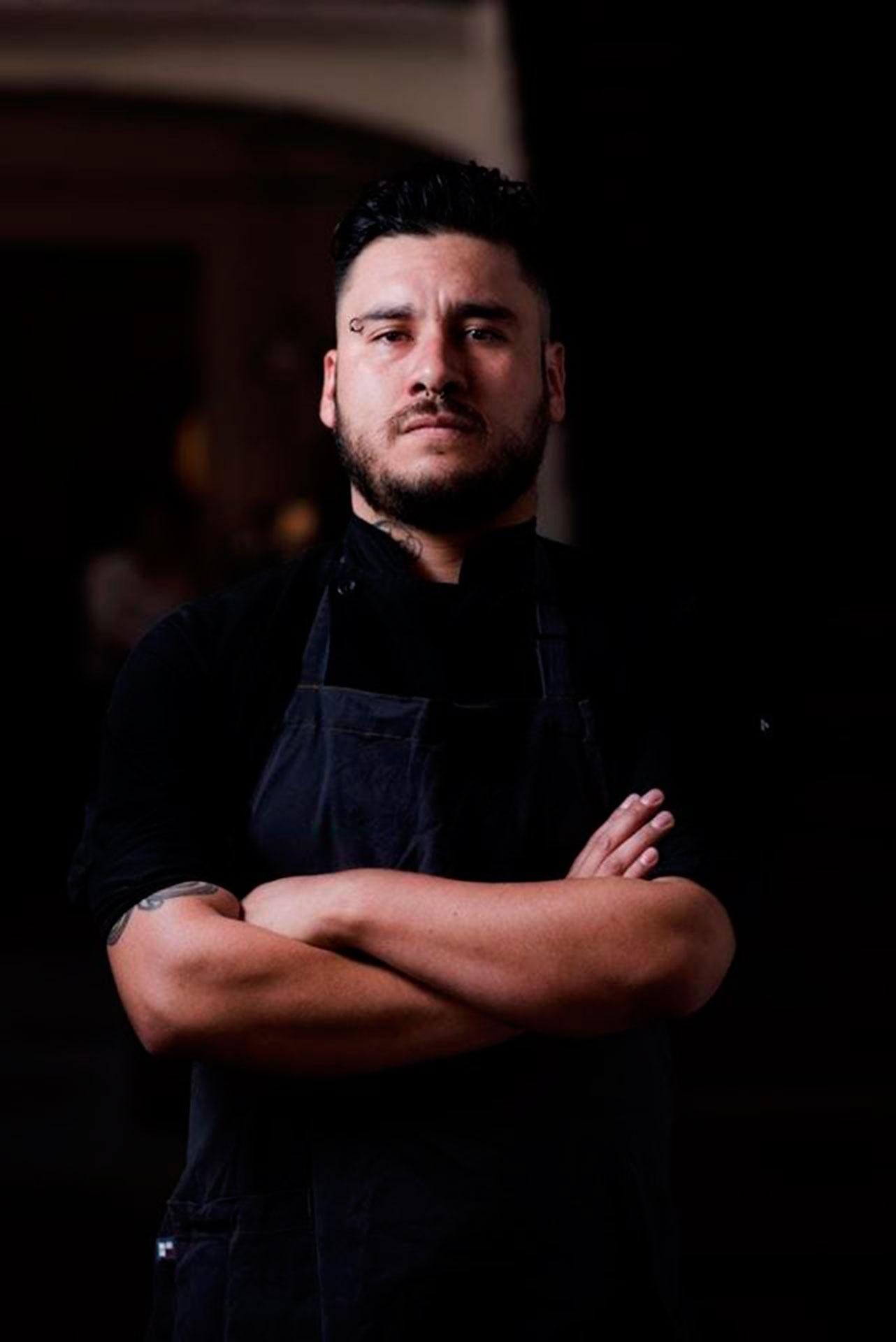 Chef Miguel Ugarte
