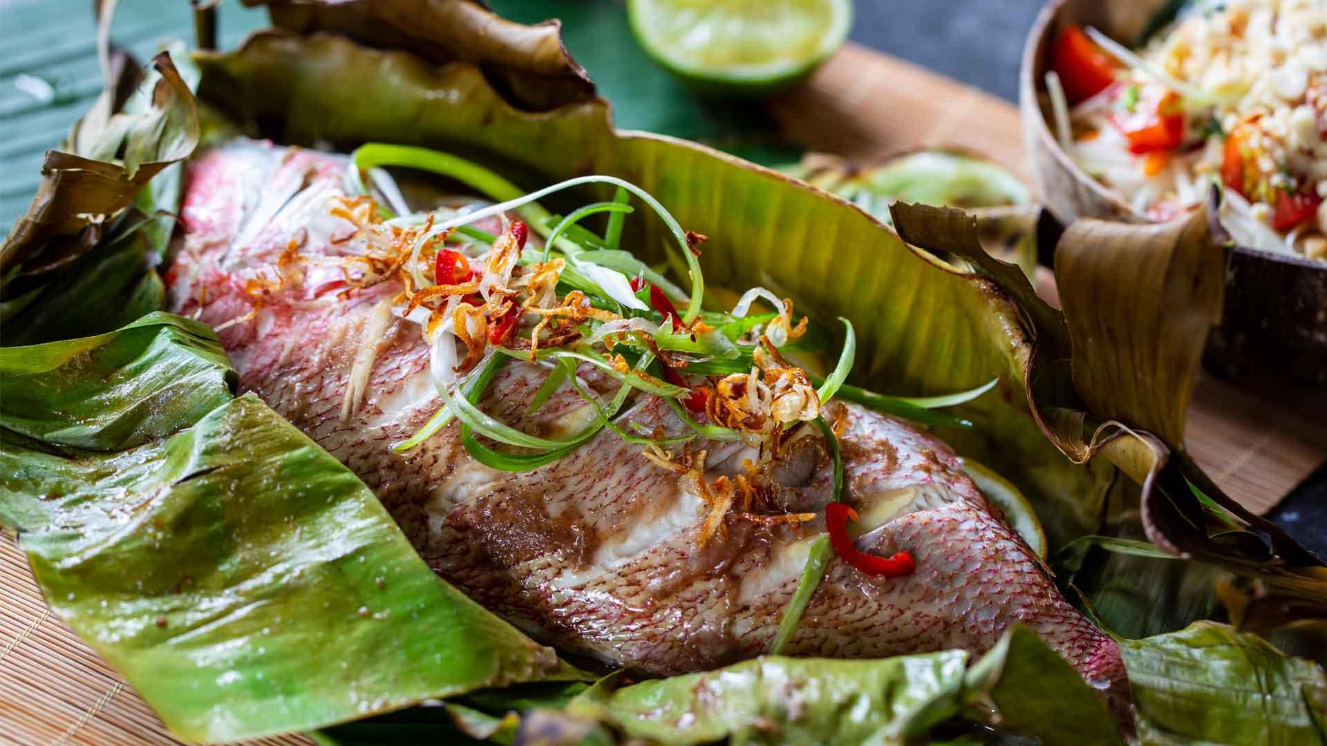 Receta de pilte de pescado de la chef Celia Florian