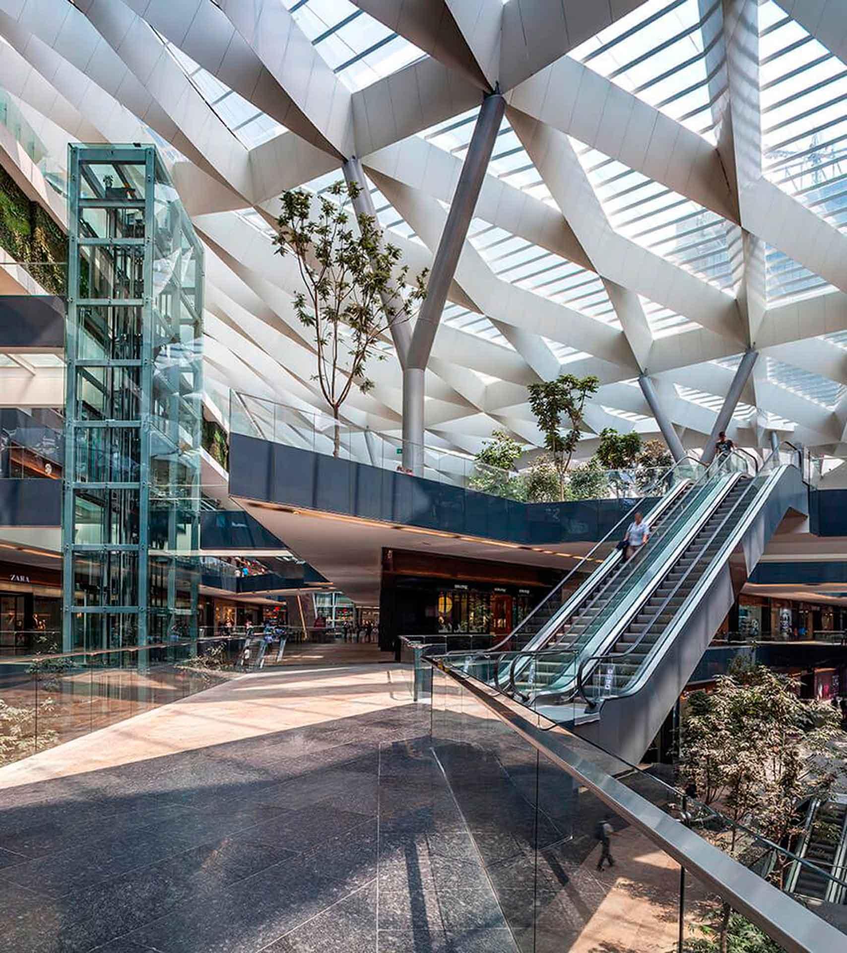 Plazas comerciales reapertura