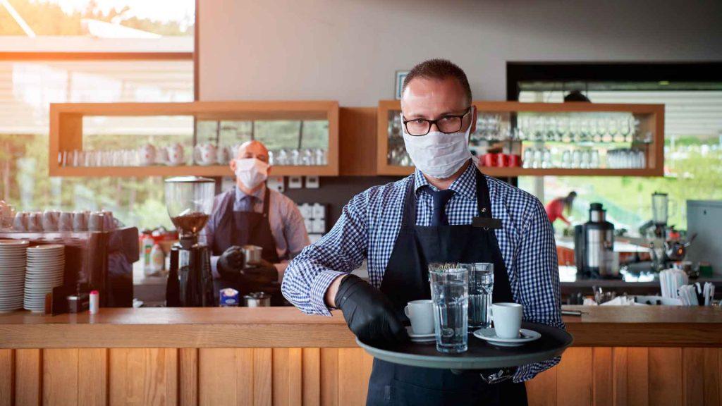 Restaurantes reabren sus puertas en Ciudad de México
