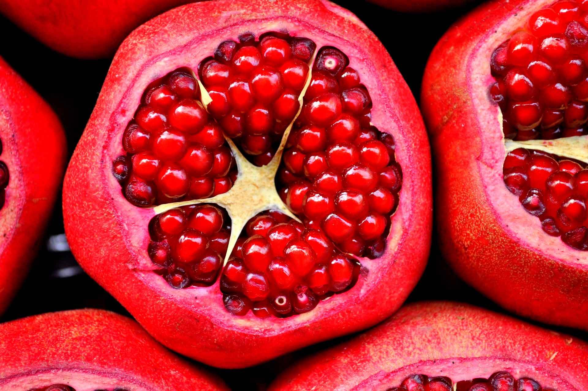 afrodisiacos pomegranate