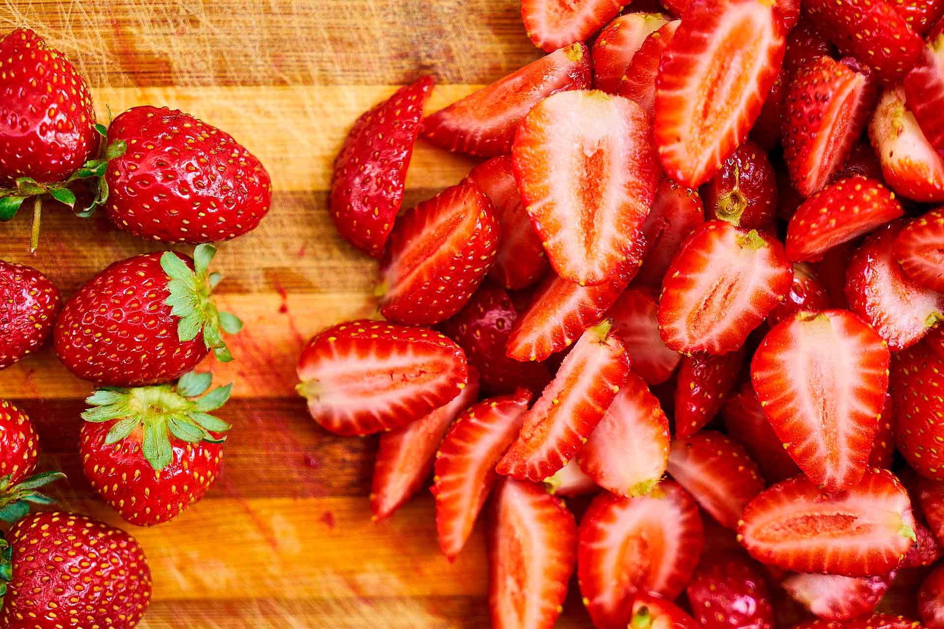afrodisiacos fresas