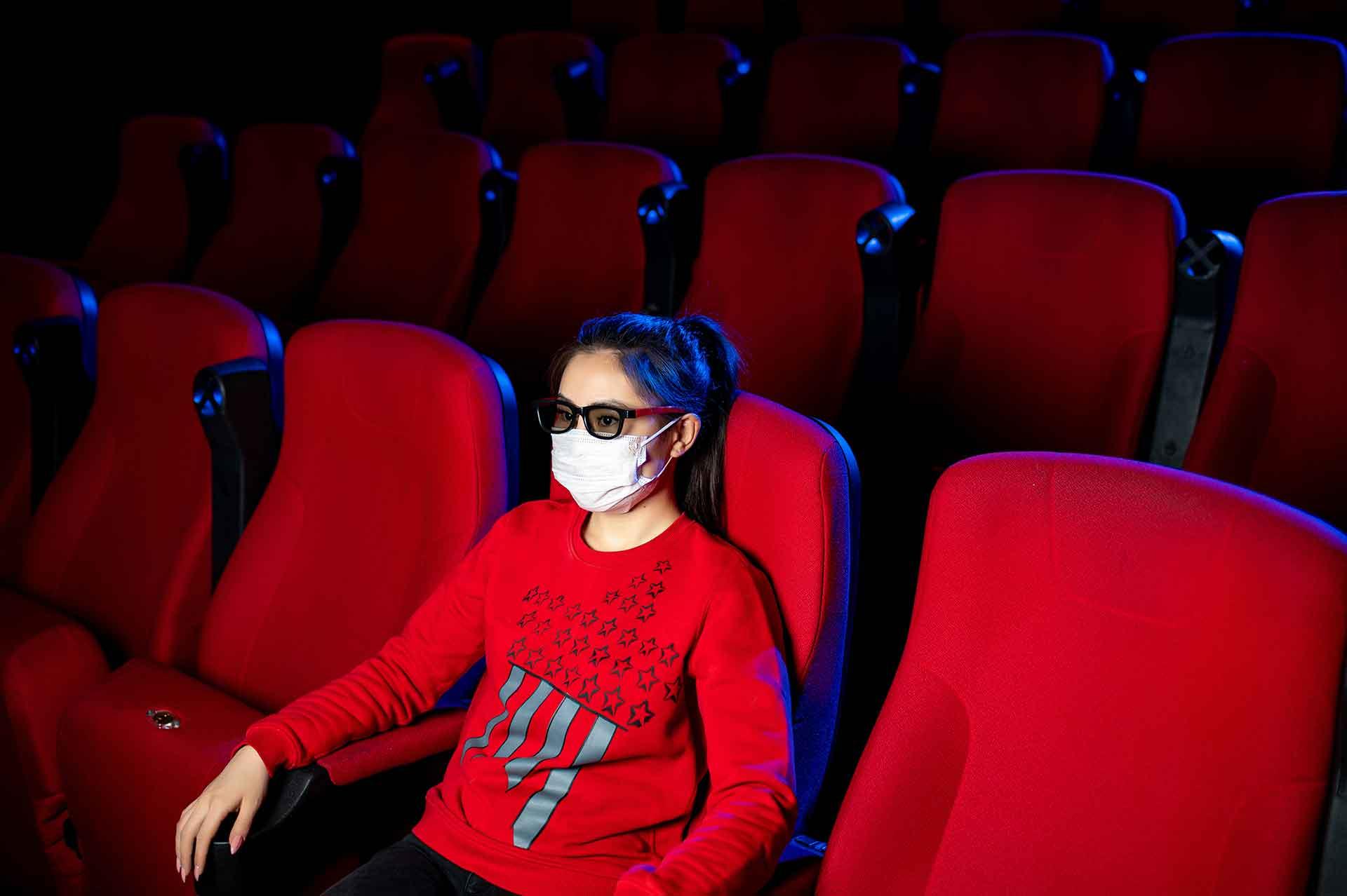 Reapertura cines