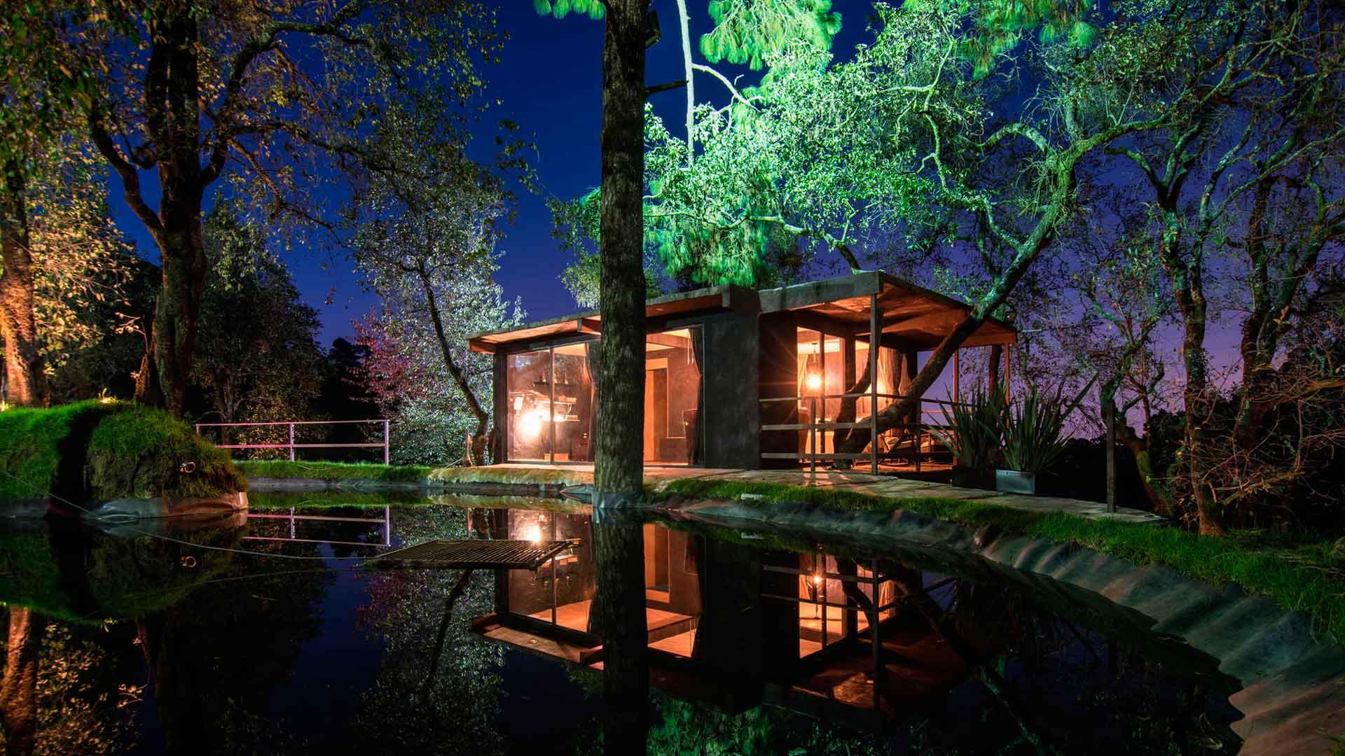 Lugares para relajarse cerca de Ciudad de México