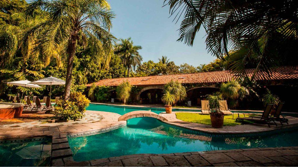 Hacienda San Gabriel de las Palmas, refugio con historia
