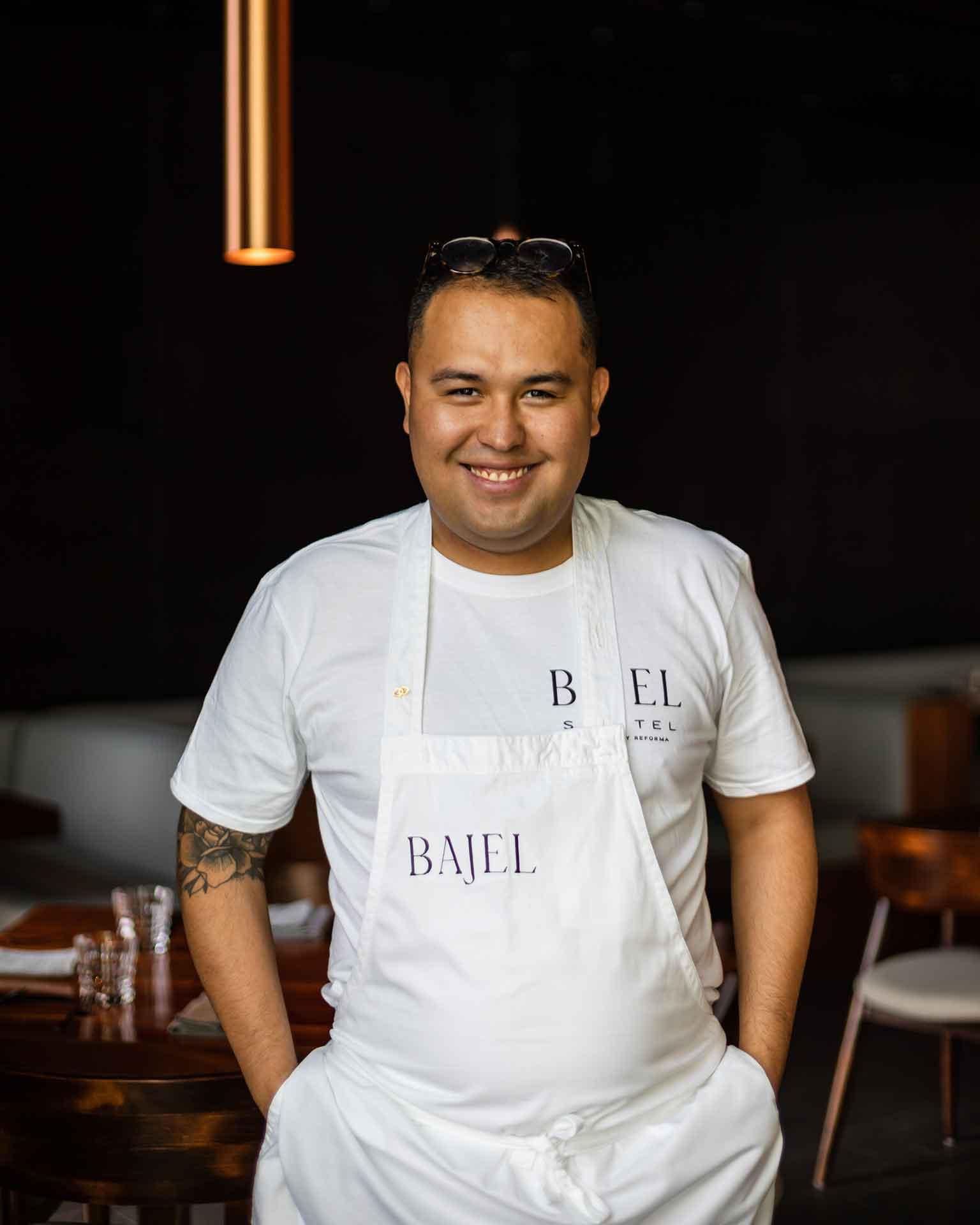 Chef Luis Escamilla