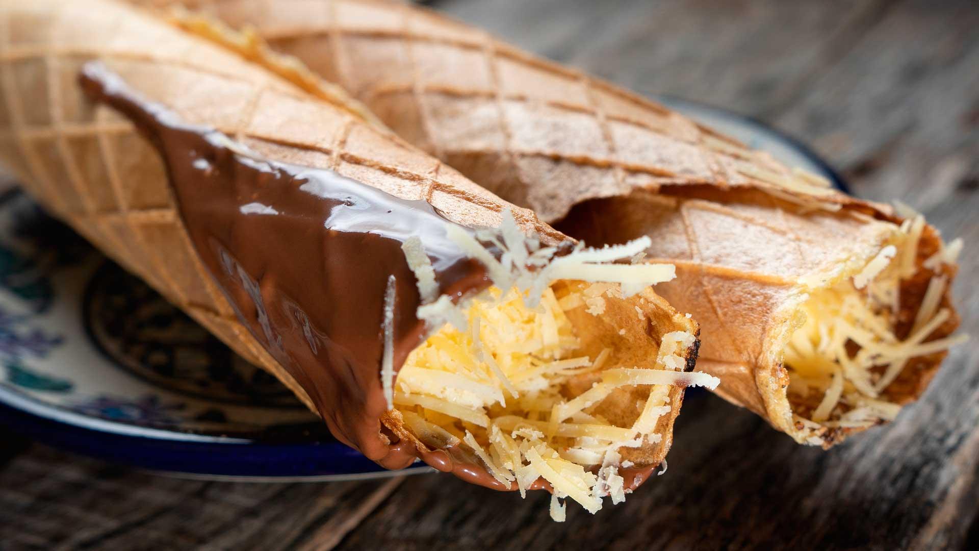 Marquesitas: postre de tradición yucateca