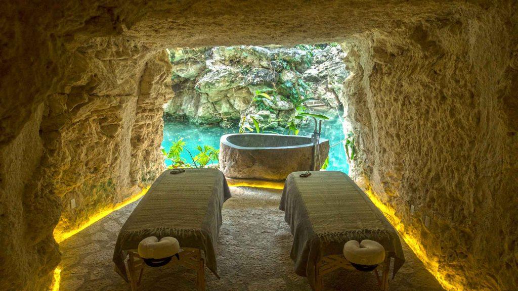 Razones para ir a Muluk Spa del Hotel Xcaret México