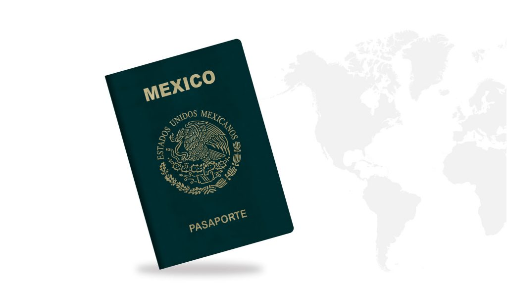 ¿Cómo serán los nuevos pasaportes electrónicos para mexicanos?