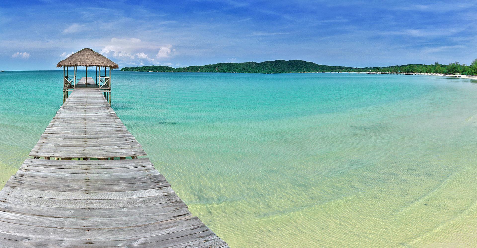 Sihanouville, playa de Camboya