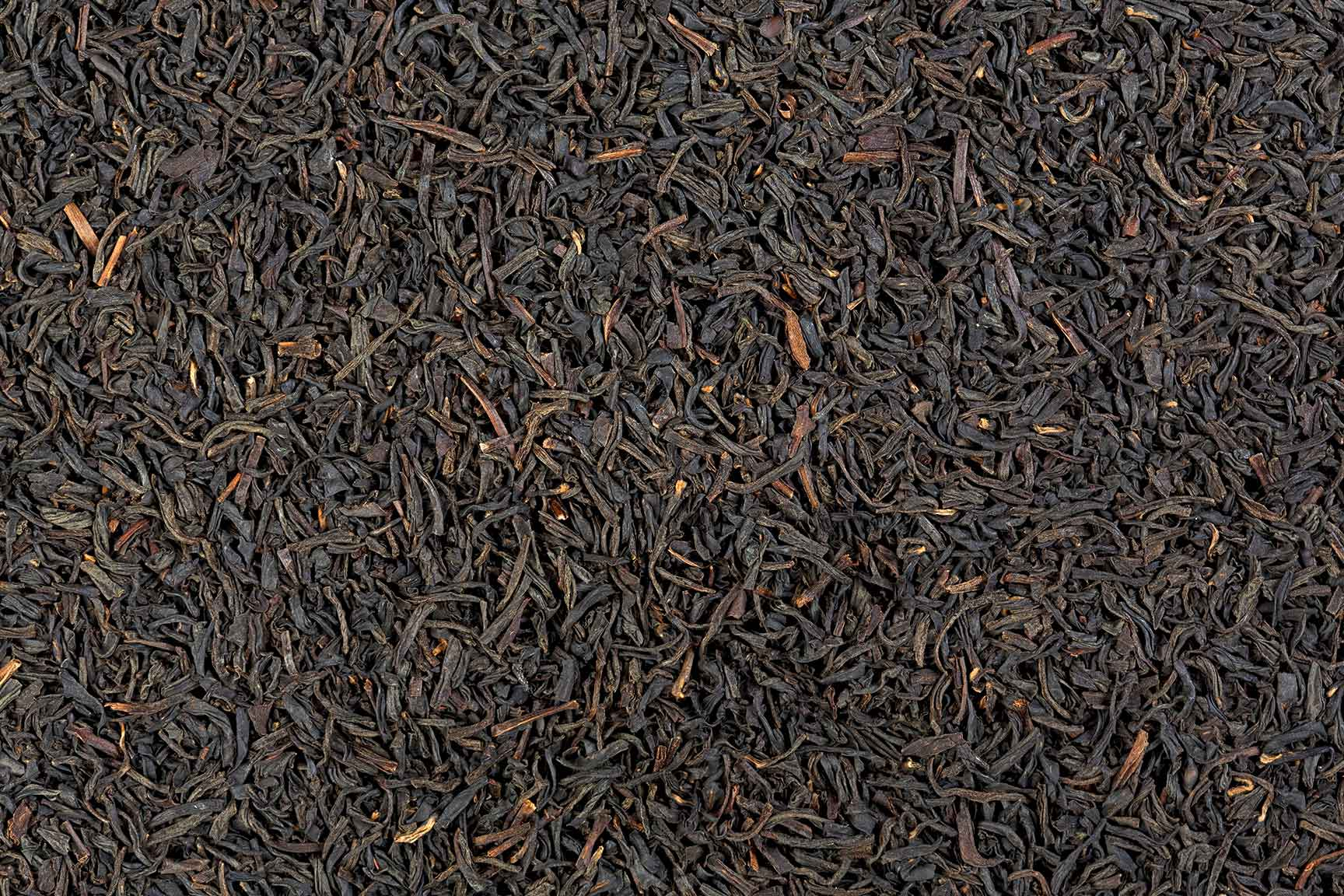 té Keemun hojas fermentadas