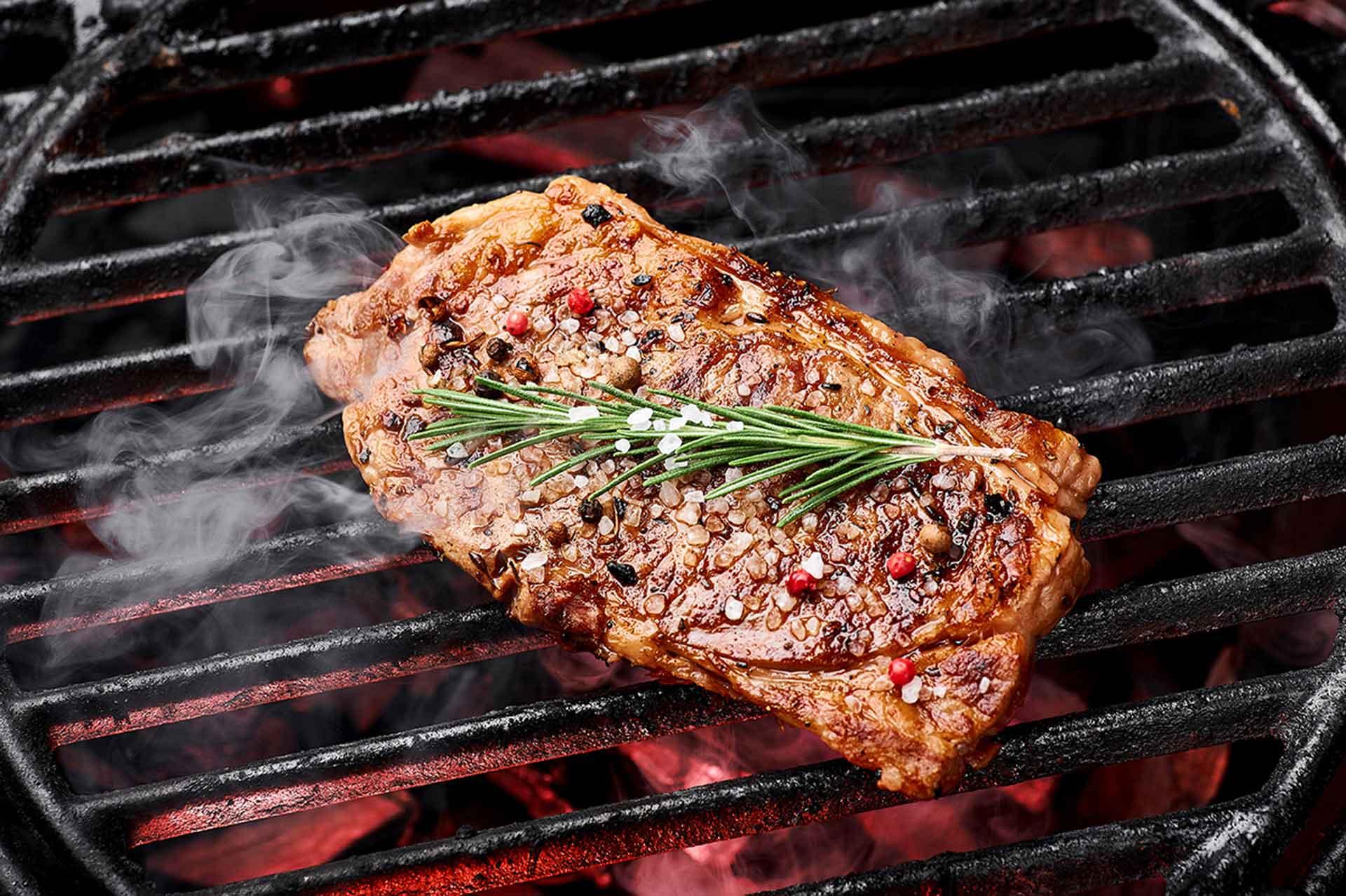 Carne ahumada