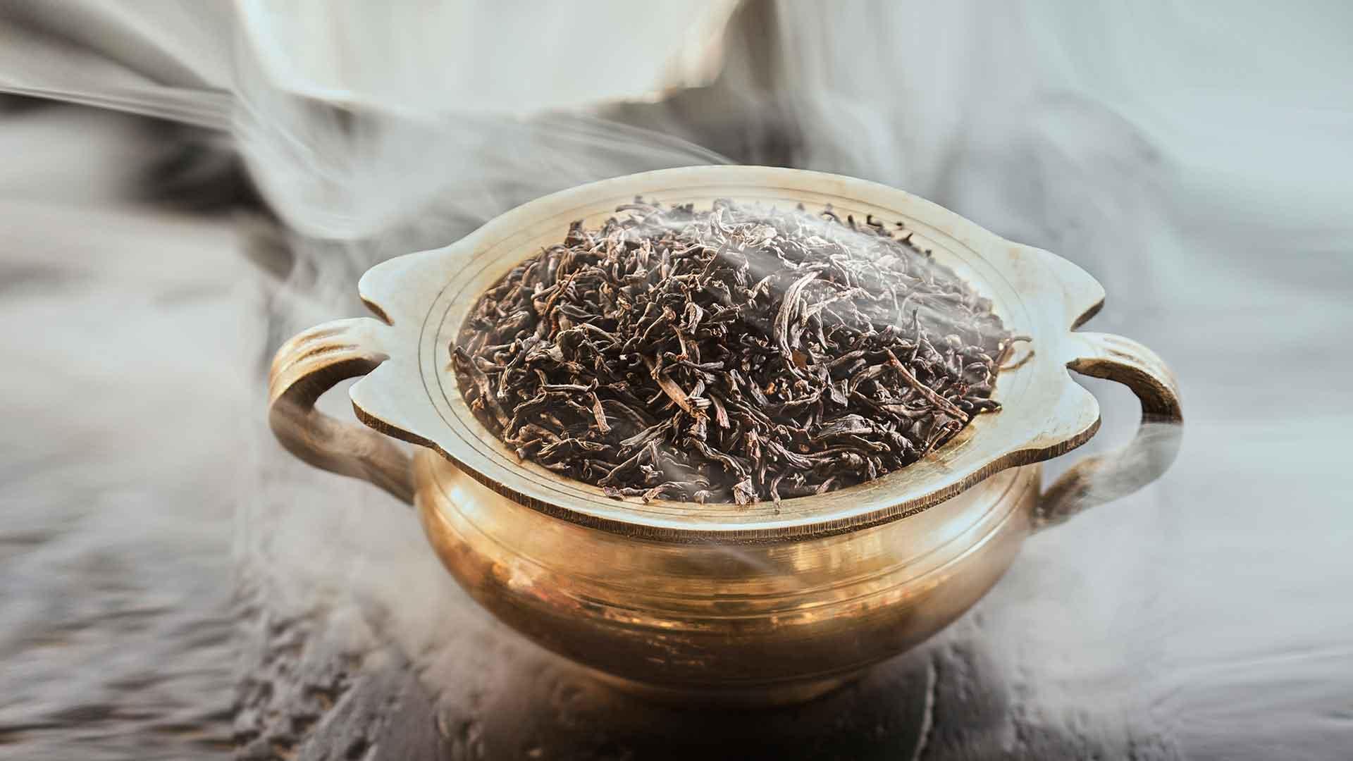 Ahumar con té: aquí te decimos cómo