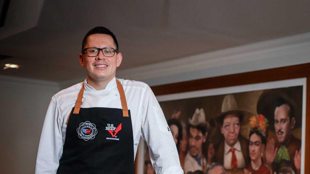 Chef José Luis Sánchez Ronquillo: a vivir se aprende