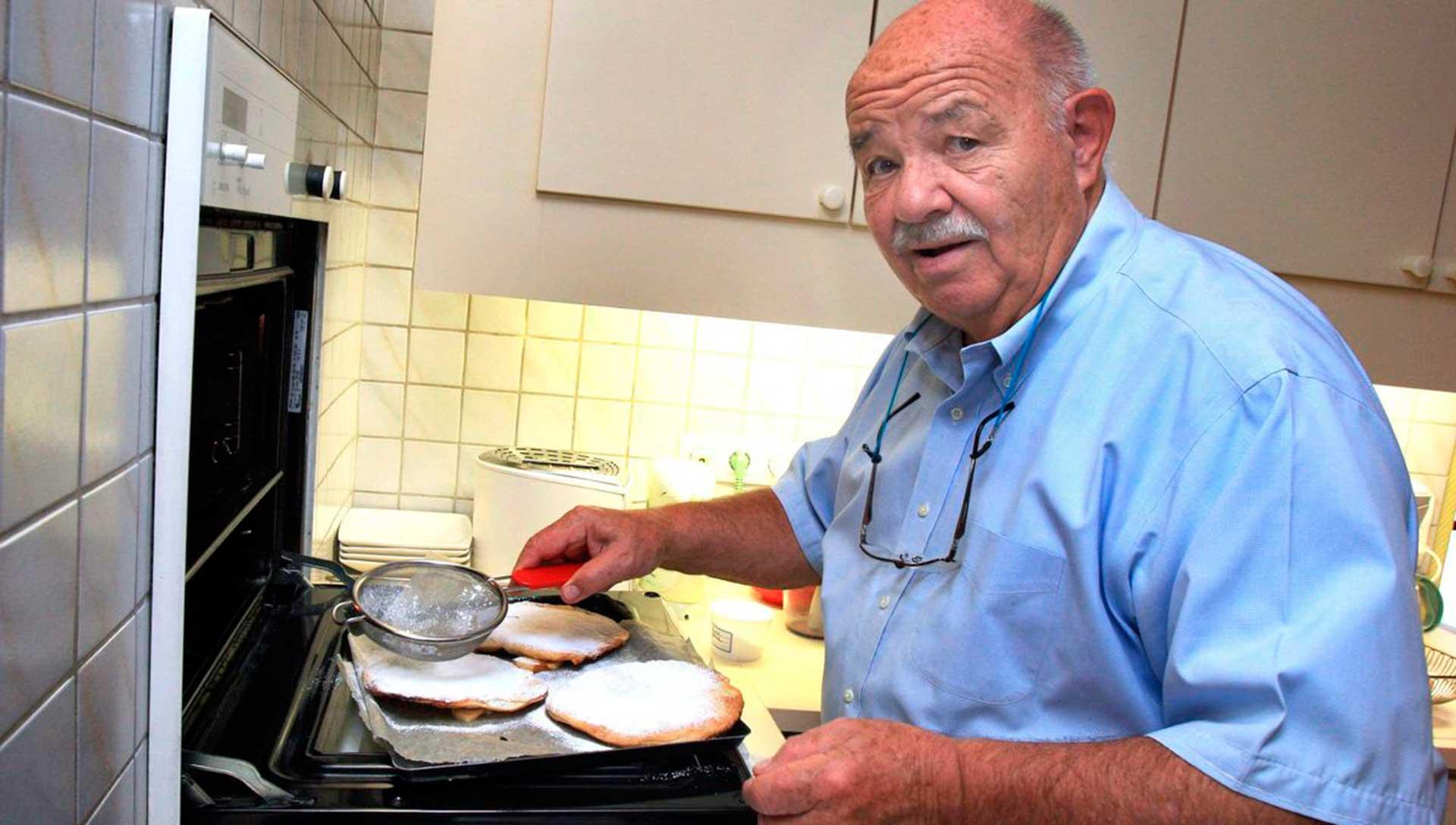 Chef Pierre Troisgros