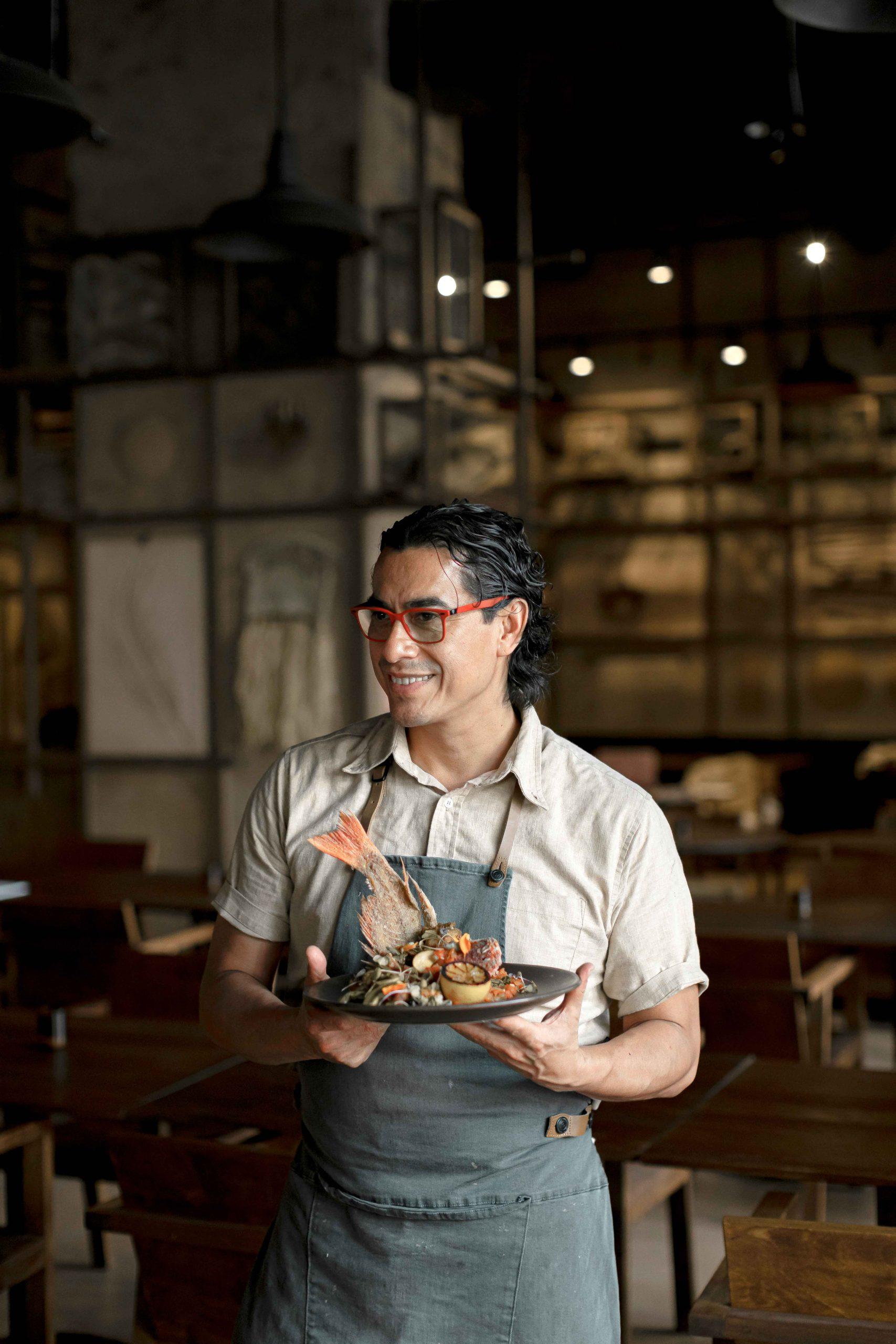 Chicago Gourmet Chef Carlos Gaytán