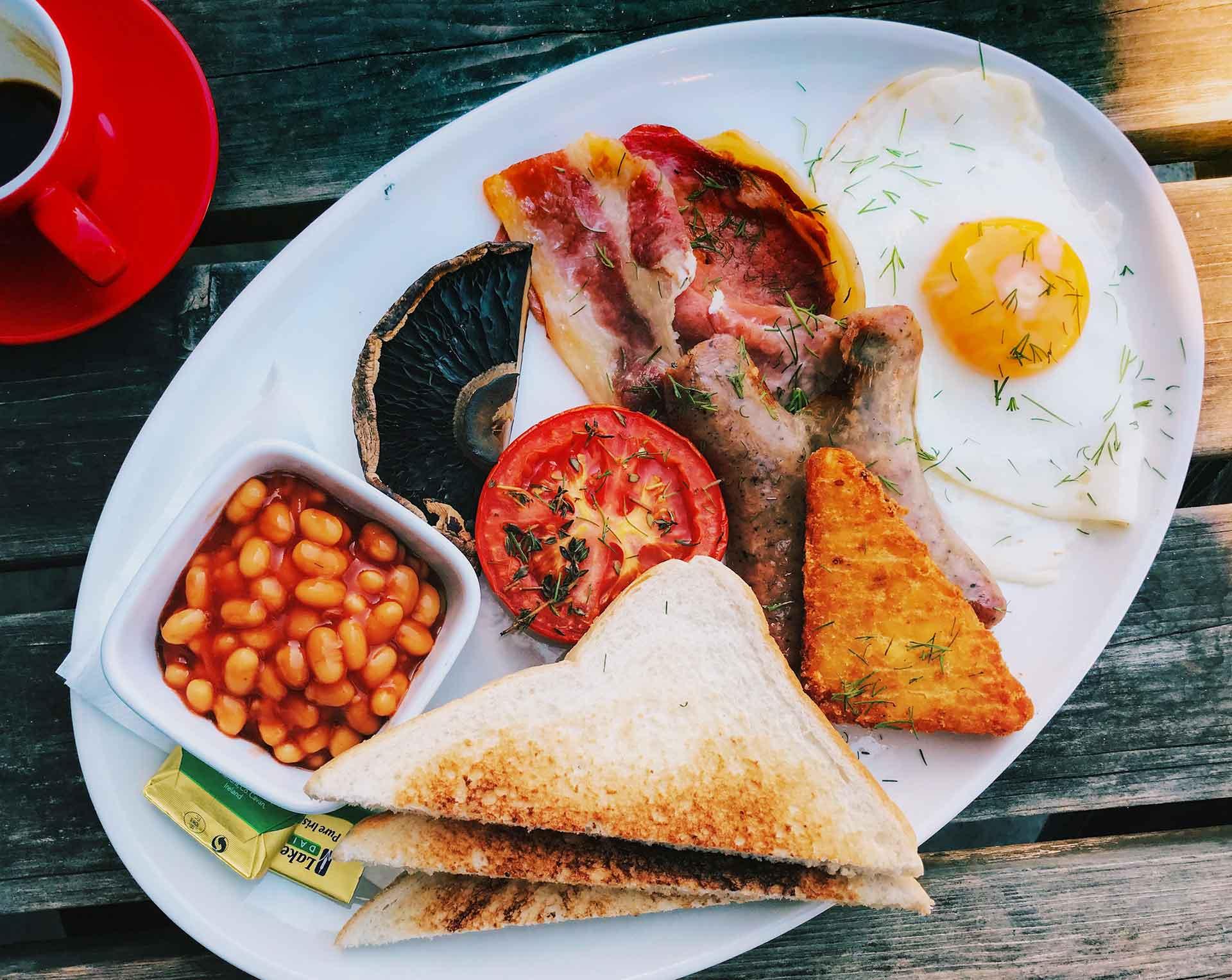 Breakfast UK