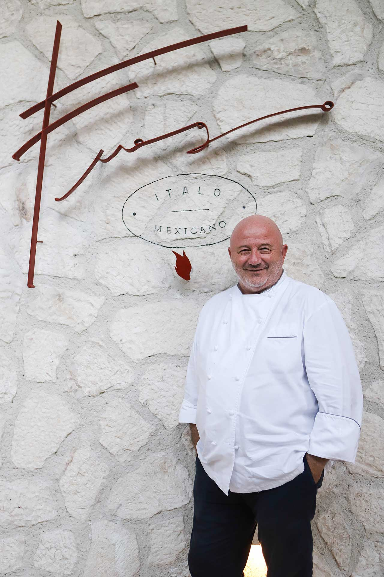 Chef Franco Madalozzo