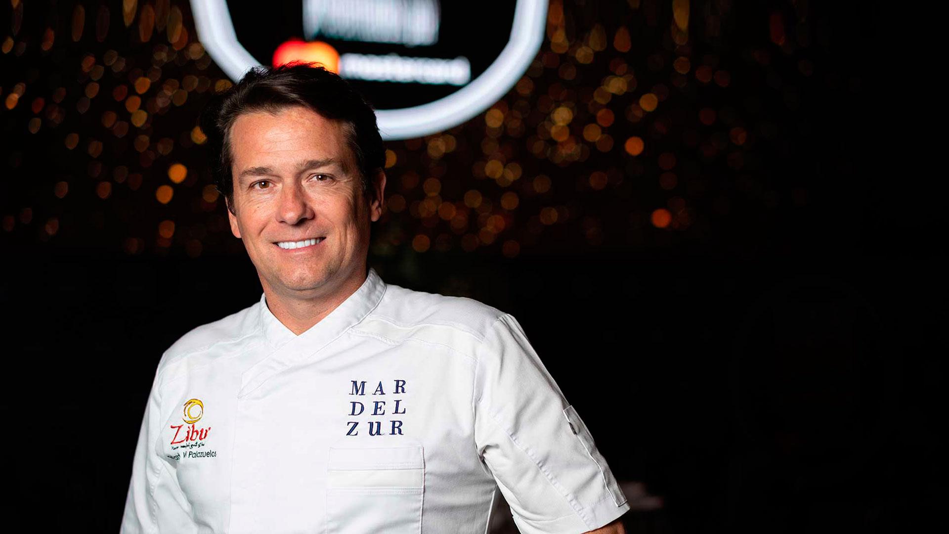 Cocina con el chef Eduardo Palazuelos y Koblenz