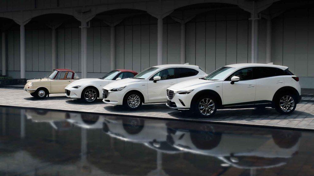 Mazda Edición Especial 100 Aniversario, un estilo de vida