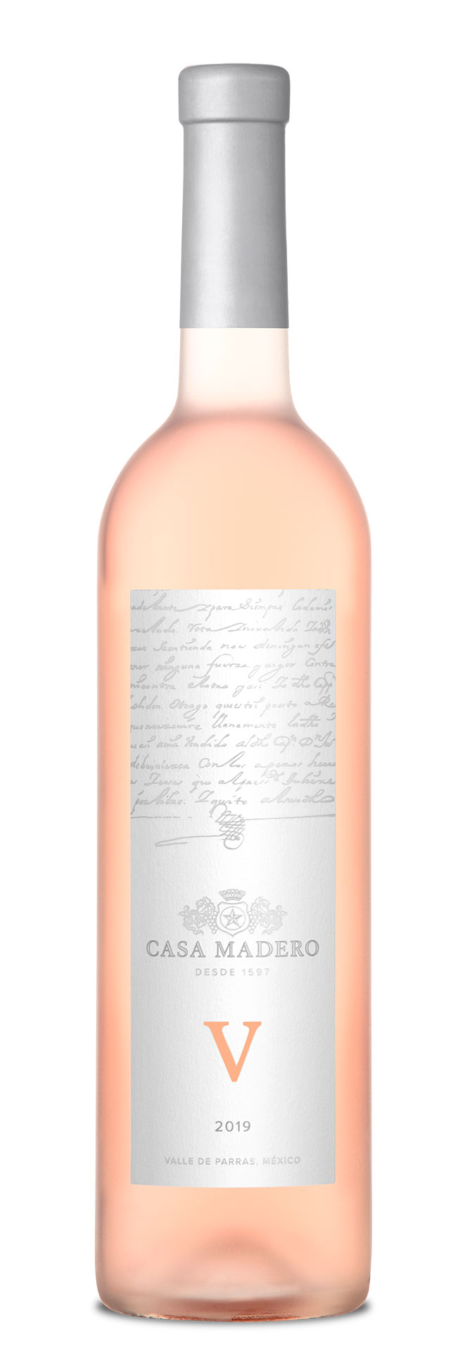 Vino rosado Casa Madero