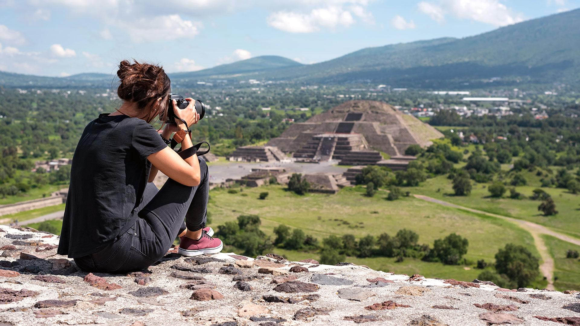 Reabren zonas arqueológicas de México
