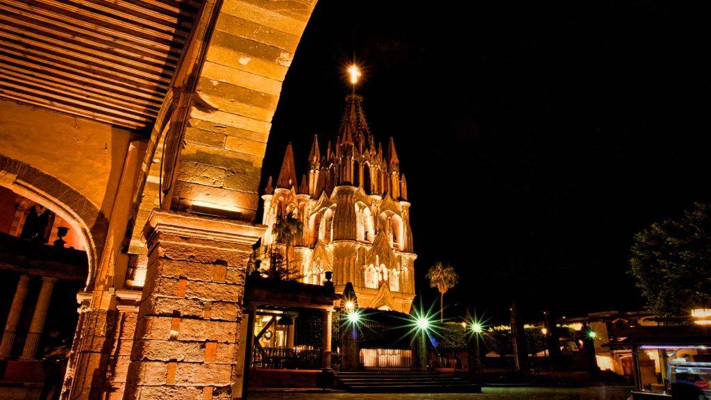 San Miguel de Allende: lugares emblemáticos para conocerla