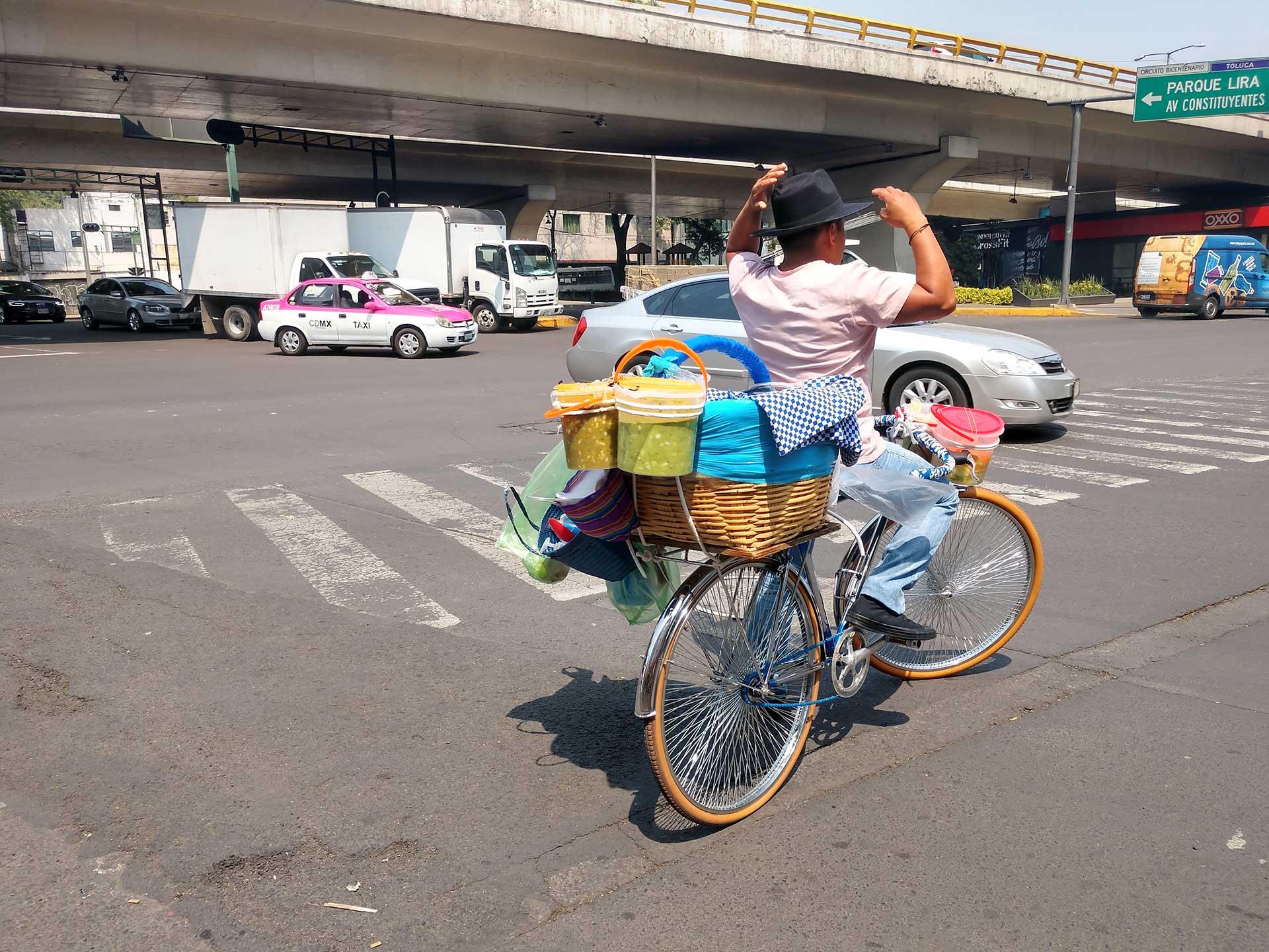 Bici tacos